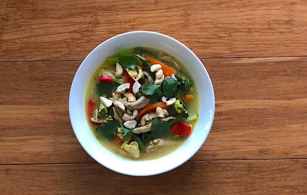 Stir-fry Soup