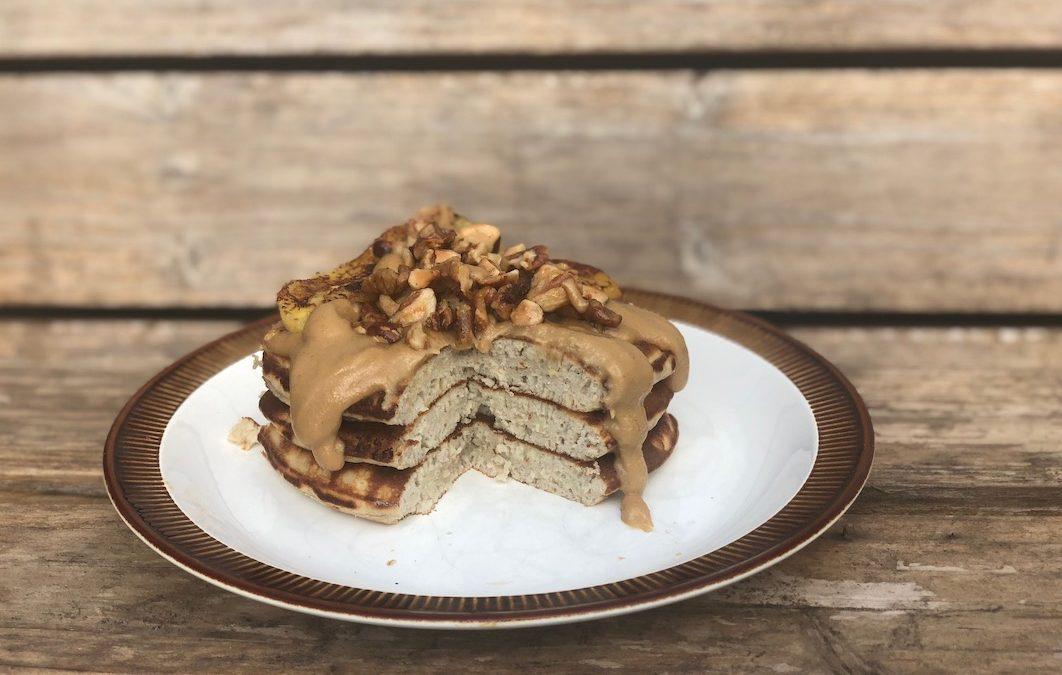 Fluffy Pancakes wholefood