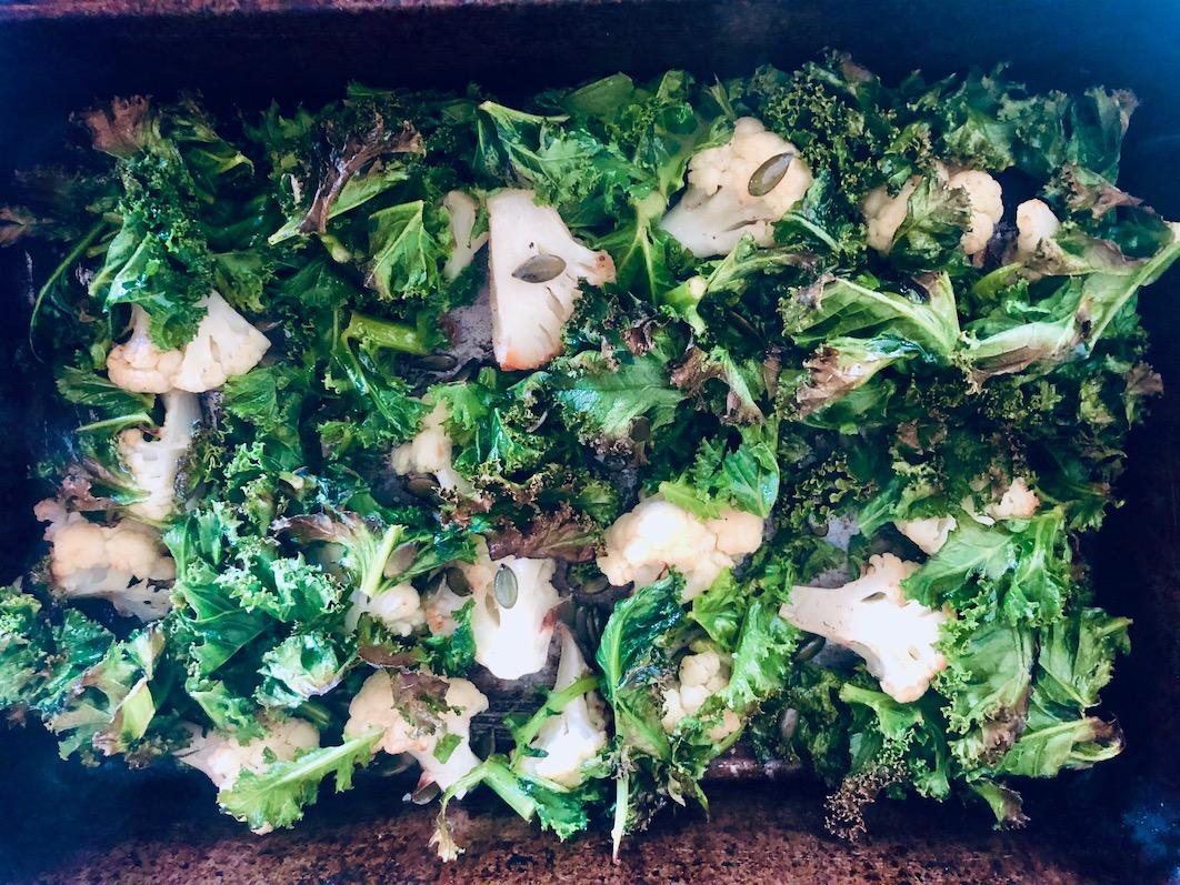 Kale Cauliflower
