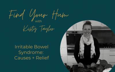 Episode #27: Irritable Bowel Syndrome: Causes + Relief