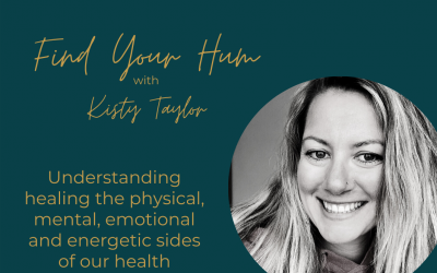 Episode #29: Understanding healing the physical, mental, emotional + energetic sides of our health